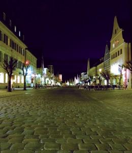 Historische Altstadt von Günzburg