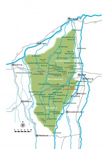 Landkarte: www.naturpark-augsburg.de